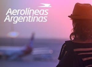 Aerolíneas Argentinas: 50% de descuento en Turismo