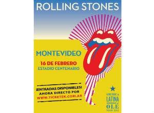 Rolling Stones - Montevideo: 20% de descuento en Entretenimiento