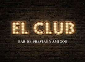 beneficios en El Bar, Club de Previas y Amigos