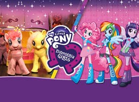 beneficios en My Little Pony