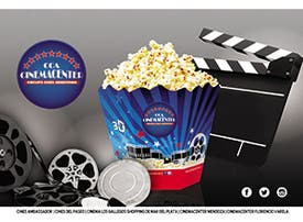 beneficios en Cinemacenter