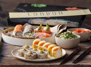 Sushi POP - DELIVERY: 25% de descuento en Gastronomía