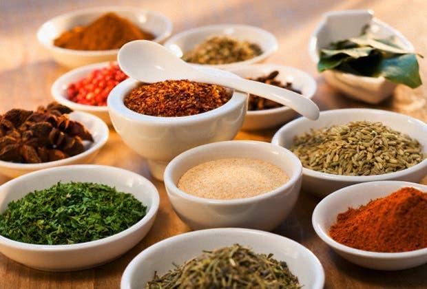 Cu les son las especias m s usadas y como agregarlas a tus for Ingredientes para comida