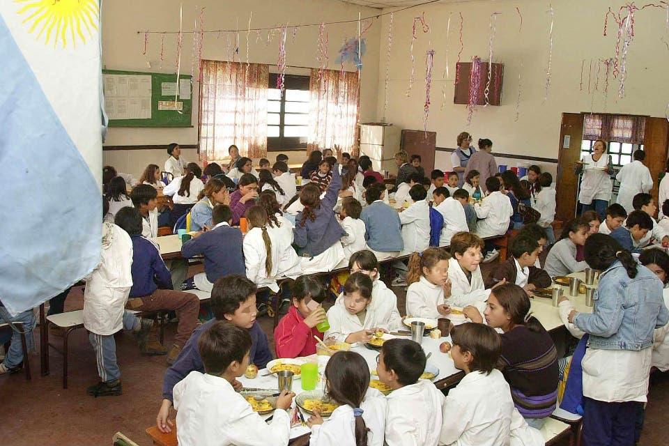 Los Comedores Escolares Padecen Graves Problemas