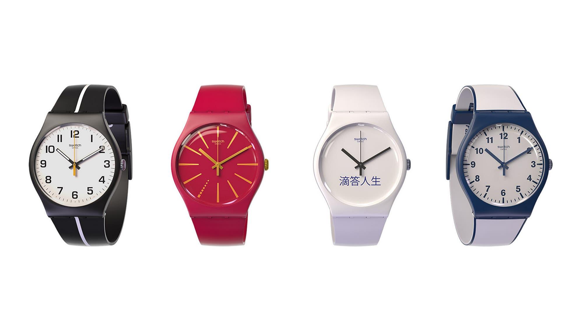 swatch y visa se unen para lanzar un reloj analgico que permite realizar pagos electrnicos la nacion
