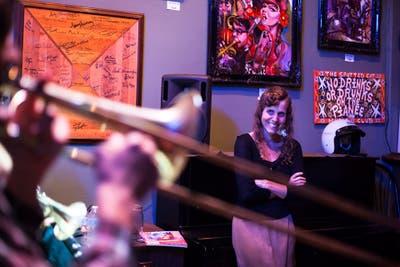 Dónde escuchar Jazz en Nueva Orleans