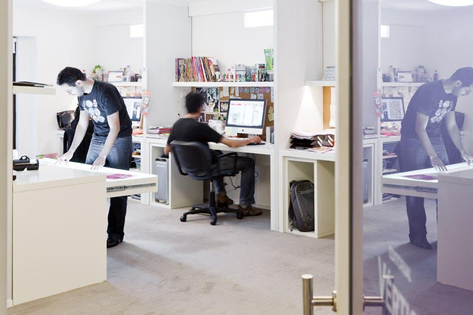 Dónde comprar muebles de oficina - Living - ESPACIO LIVING