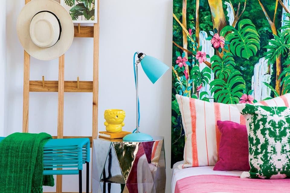 Objetos con altas dosis de color para decorar tu casa - Objetos para decorar una casa ...