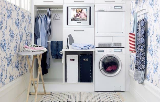 Guía reDecorate ponele onda a tu lavadero  Living  ESPACIO LIVING