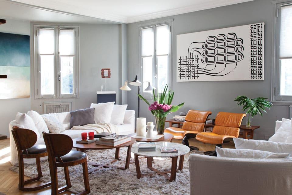Una casa con aires contemporáneos  Lucrecia Álvarez  ESPACIO