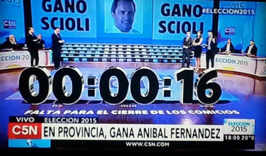 La imagen de Macri en caida libre