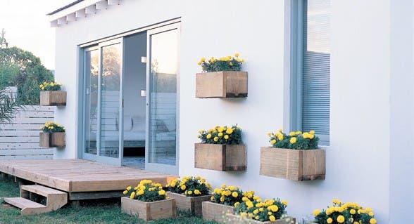 Ideas De Decoracion Baratas ~ 10 ideas para decorar espacios exteriores  Com?n  ESPACIO LIVING