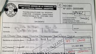 Corrupción: pidieron que vaya preso un comisario
