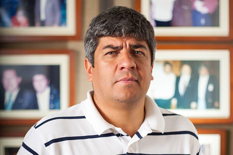 """Pablo Moyano: """"El proyecto es a largo plazo"""""""