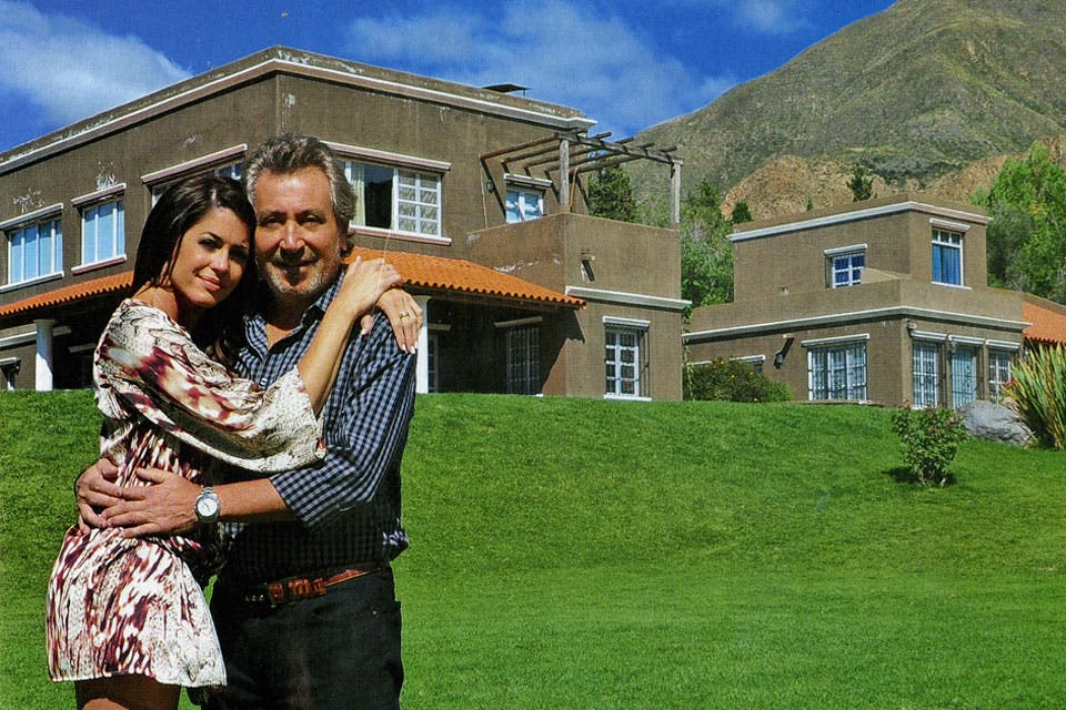 La espectacular casa de pamela david y daniel vila en for Fotos casas famosos