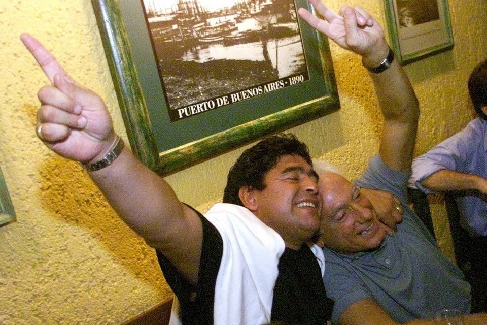 Imagenes De Baño Ocupado:Rematan un lujoso departamento de Diego Maradona ocupado por Guillermo