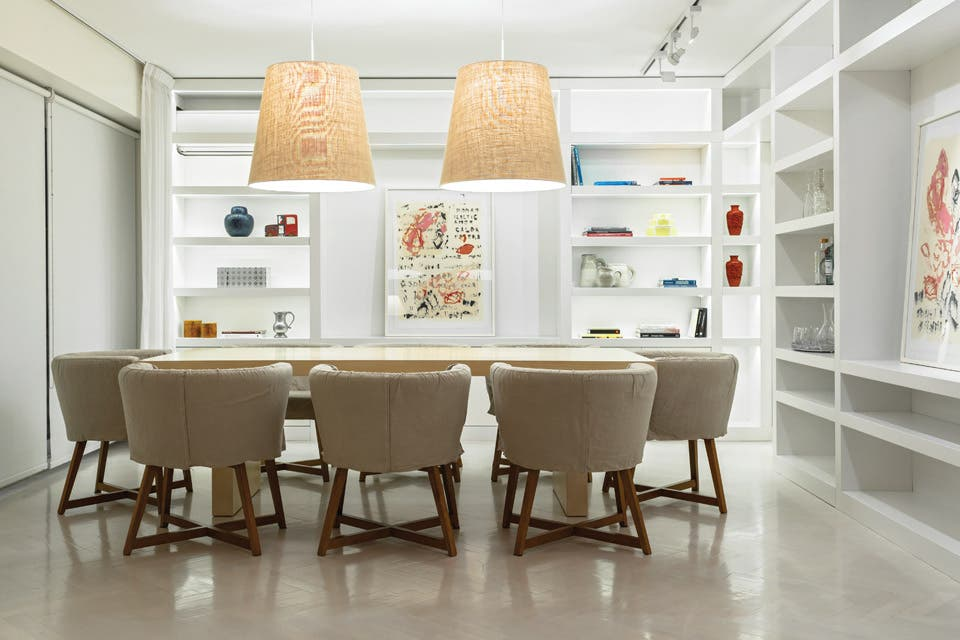 Iluminacion con rieles wofi sistema de iluminacin en rieles barras y cables de interior cocina - Iluminacion para comedores ...
