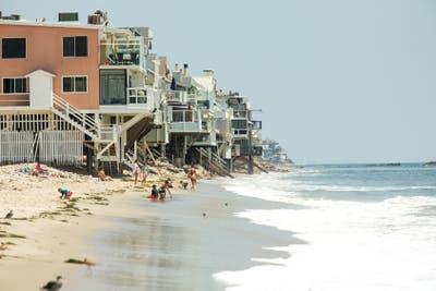 Las playas de L.A.
