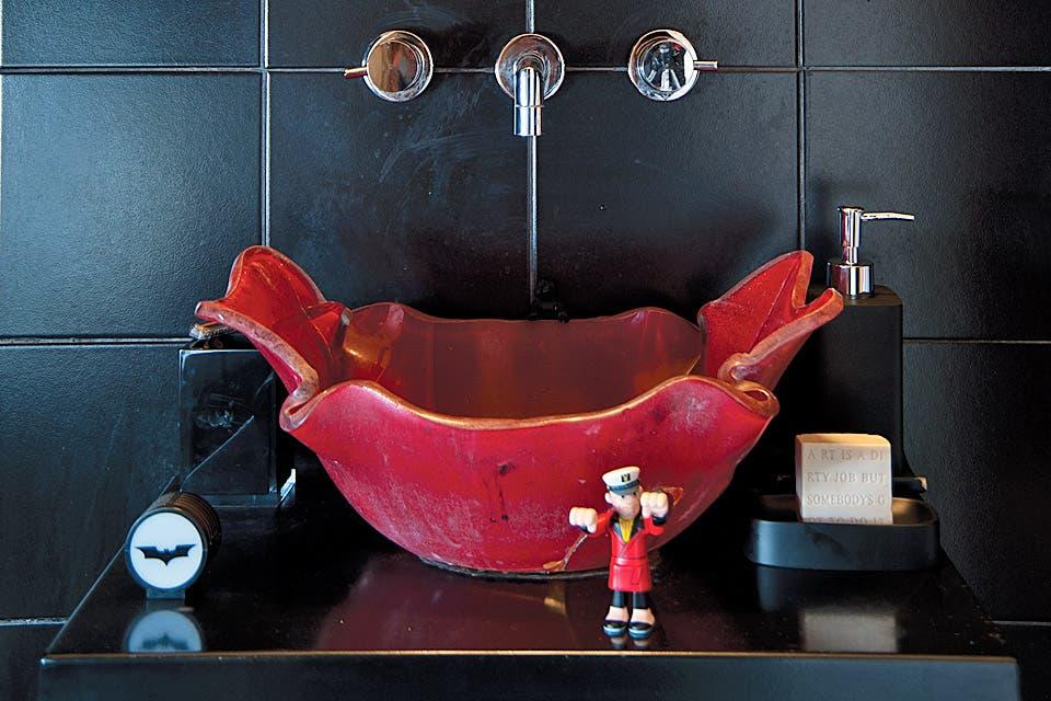 Imagen De Baño Hombre:Baño masculino: una propuesta para los hombres de la casa – Living