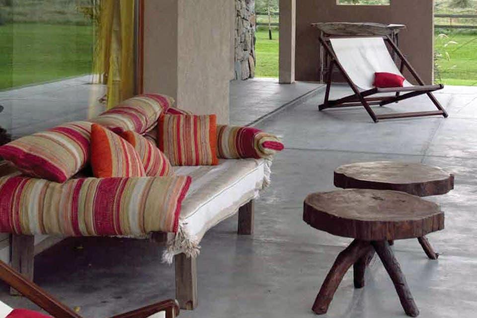 las mejores telas para tus muebles de exterior living espacio living