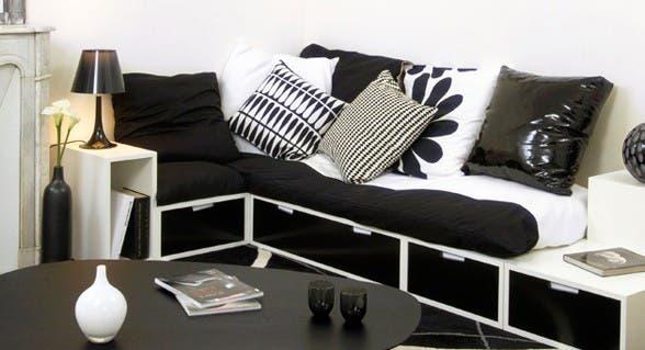Todo en uno muebles para espacios reducidos com n - Muebles de salon para pequenos espacios ...