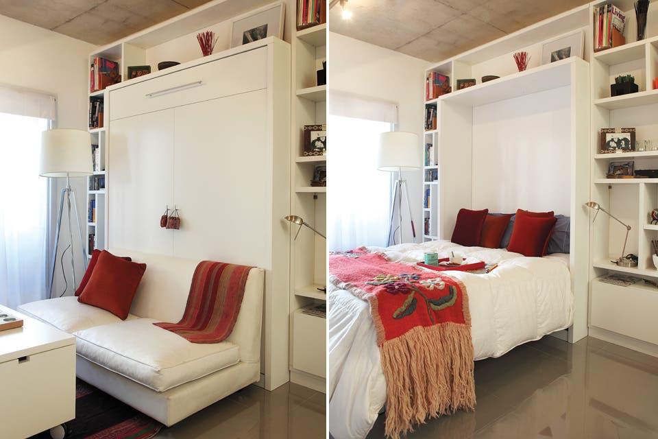 ideas para optimizar el espacio living espacio living