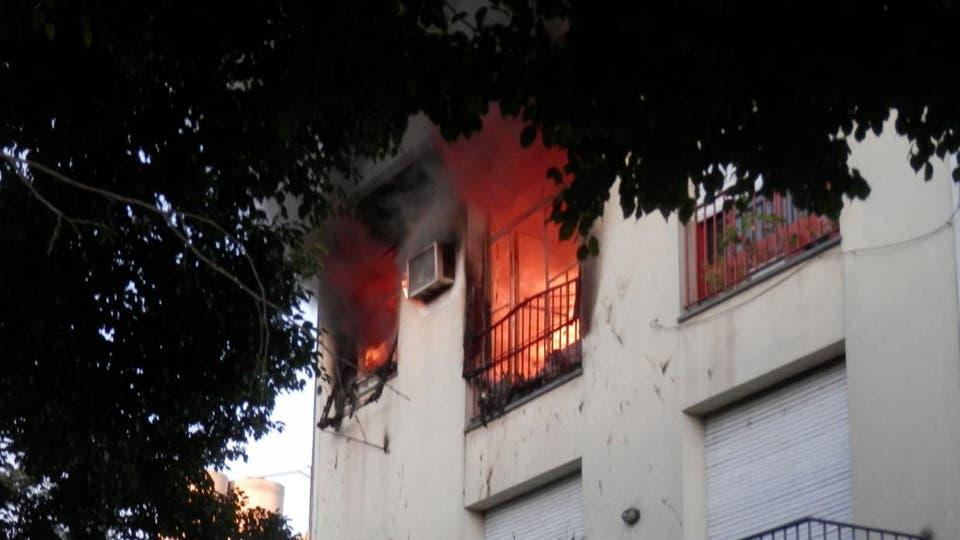 Por un sahumerio se incendi una casa en belgrano Casa de musica belgrano