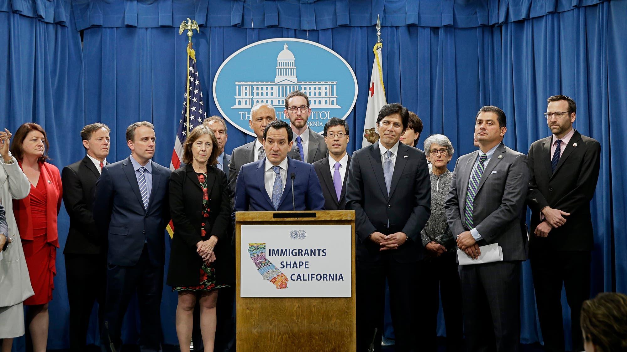 California se enfrenta a las promesas de campaña de Donald Trump sobre inmigración | La Nacion