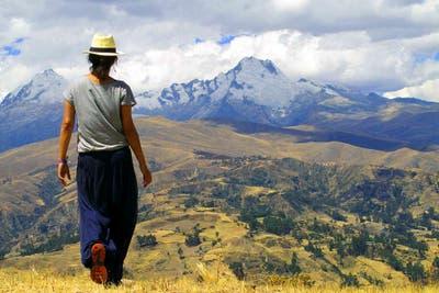 Recorrido en fotos del trekking hacia la laguna de Wilcacocha