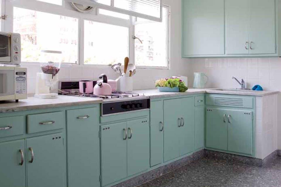Claves para elegir el piso de la cocina espacio living for Pisos para cocina