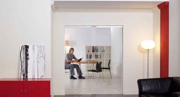10 ideas para reformar con placas de yeso   común   espacio living