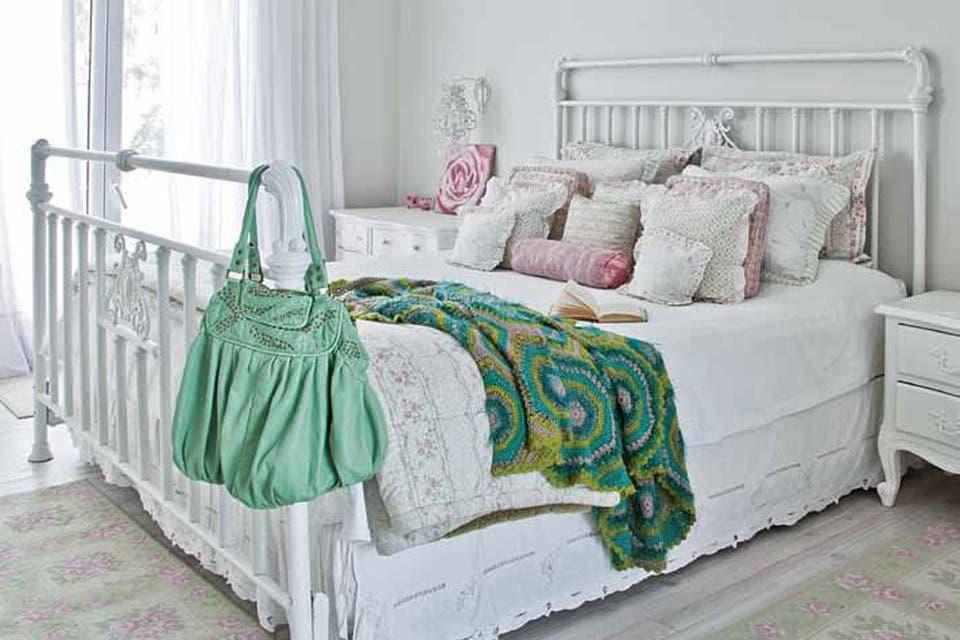 Cómo lograr el estilo Shabby Chic en tu cuarto - Living - ESPACIO ...