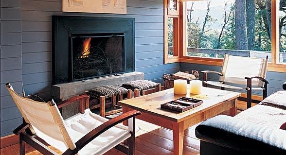 10 ideas para diseñar chimeneas   común   espacio living