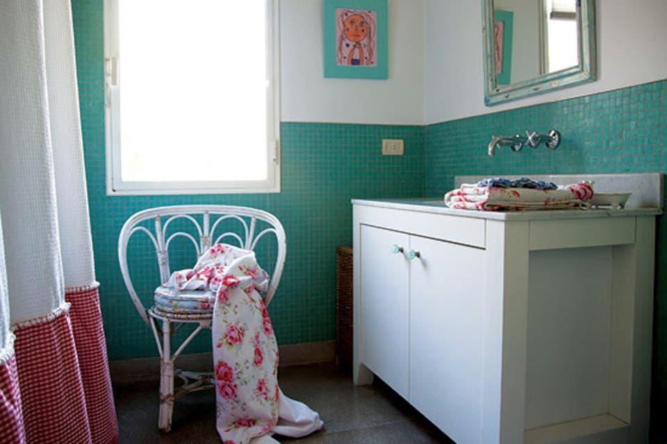 Cortinas De Baño Karin Cohen:Tips para renovar tu baño – Living – ESPACIO LIVING