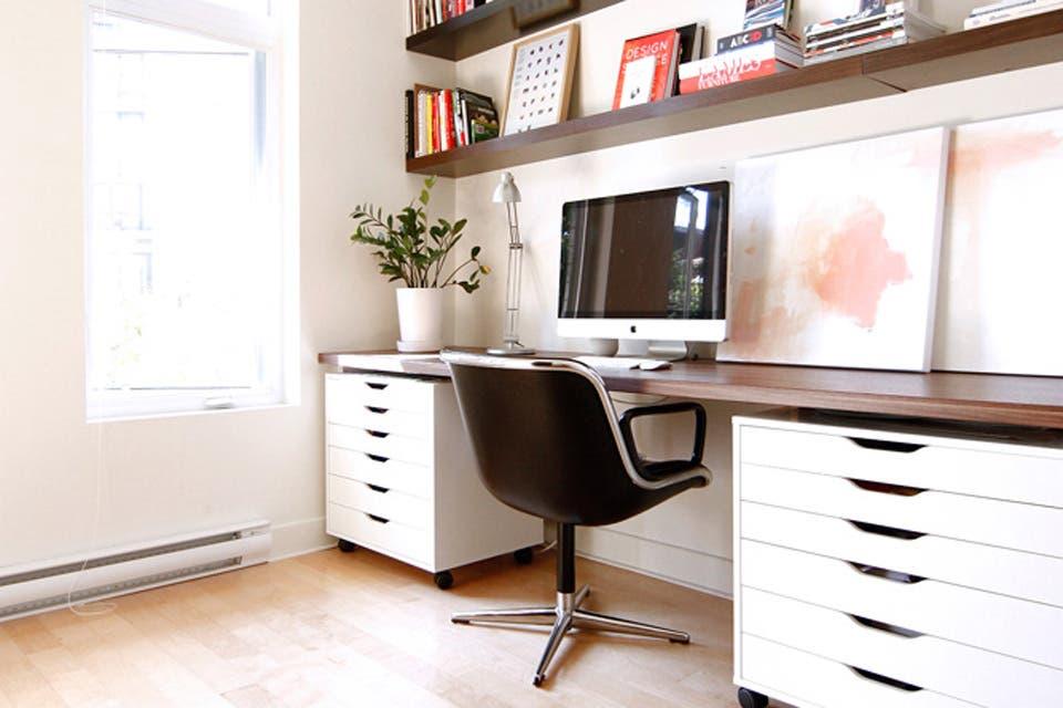 claves para armar tu escritorio en casa gustavo pelez espacio living