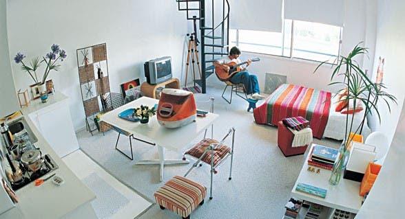 mueble chico para living ideas para espacios reducidos comn espacio living