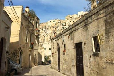 Un día en Matera, la ciudad italiana cavada en piedra