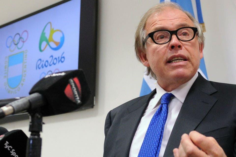 """""""Hay 50% de chances de que la Selección Argentina no presente equipo en los Juegos Olímpicos"""""""
