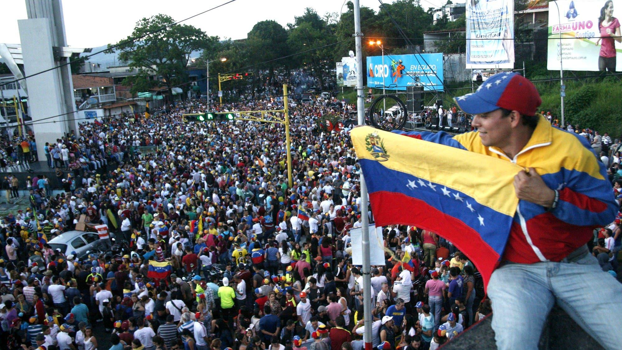 Resultado de imagen de Rebelión civil en Venezuela