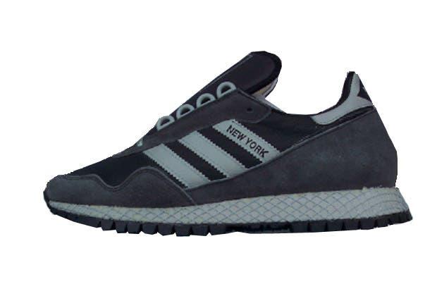 Las zapatillas que todos recordamos conexi n brando for Zapatillas paredes anos 90