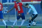 El exquisito lujo de Lionel Messi para dejar en el camino a Arturo Vidal