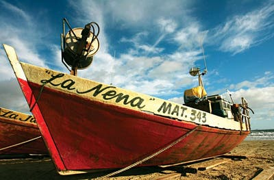 Cabo Polonio, destino sui generis