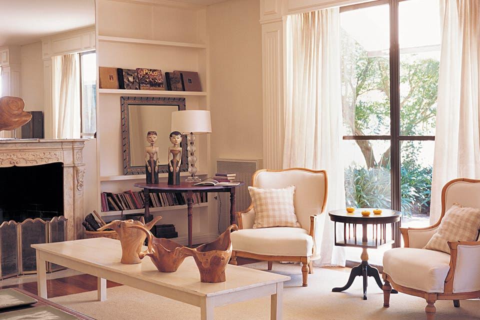 incorporar un mueble de estilo en tu living  Living  ESPACIO LIVING
