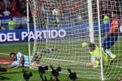 El gol que se perdió Pipita Higuaín en la última jugada y el penal que tiró arriba del travesaño