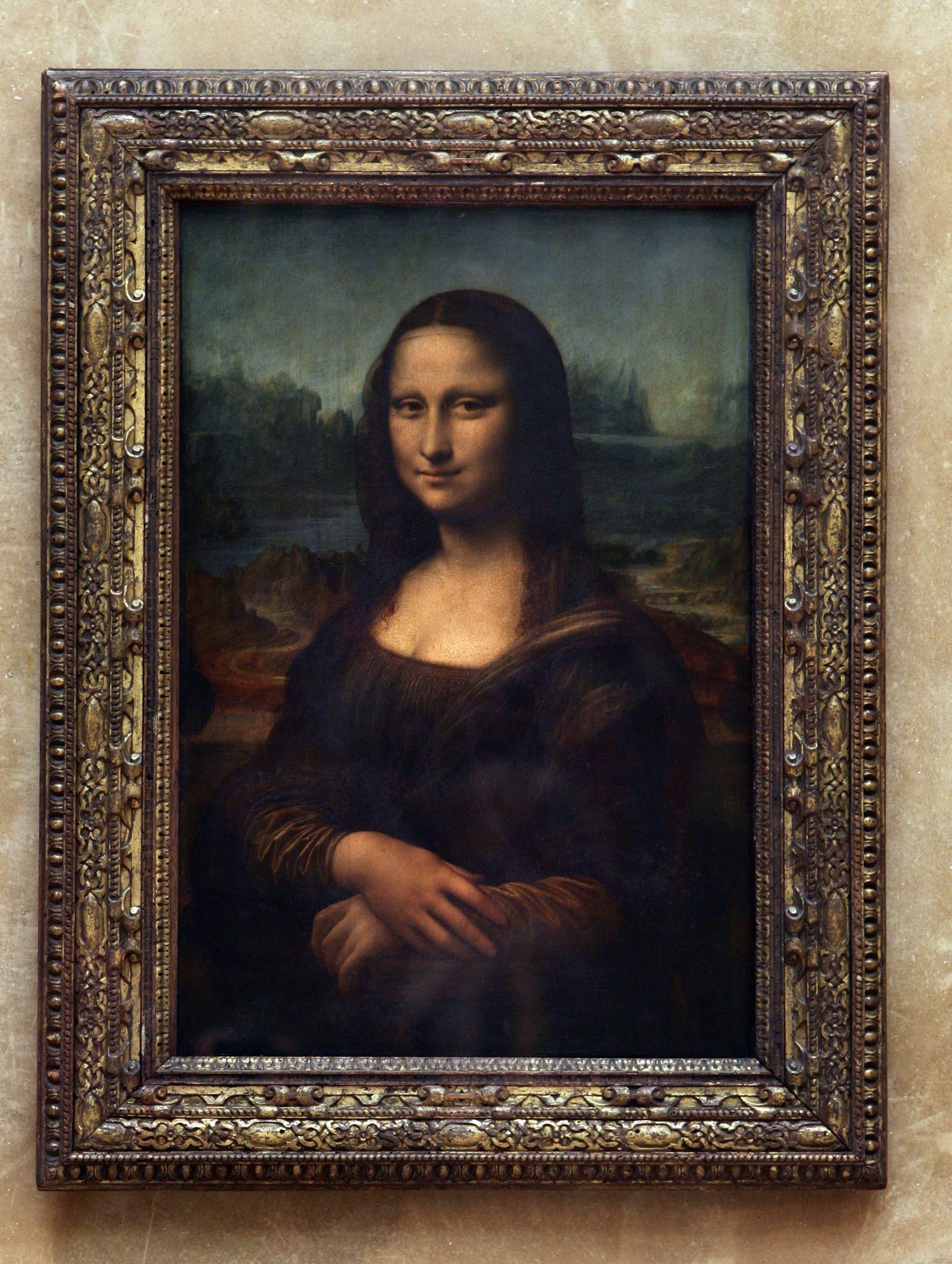 Mona Lisa Leonardo Da Vinci La Foto gratis en Pixabay 18
