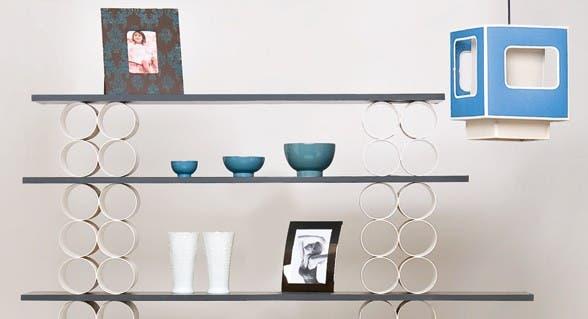 Metamorfosis Creá tus propios muebles con PVC  Gustavo Peláez
