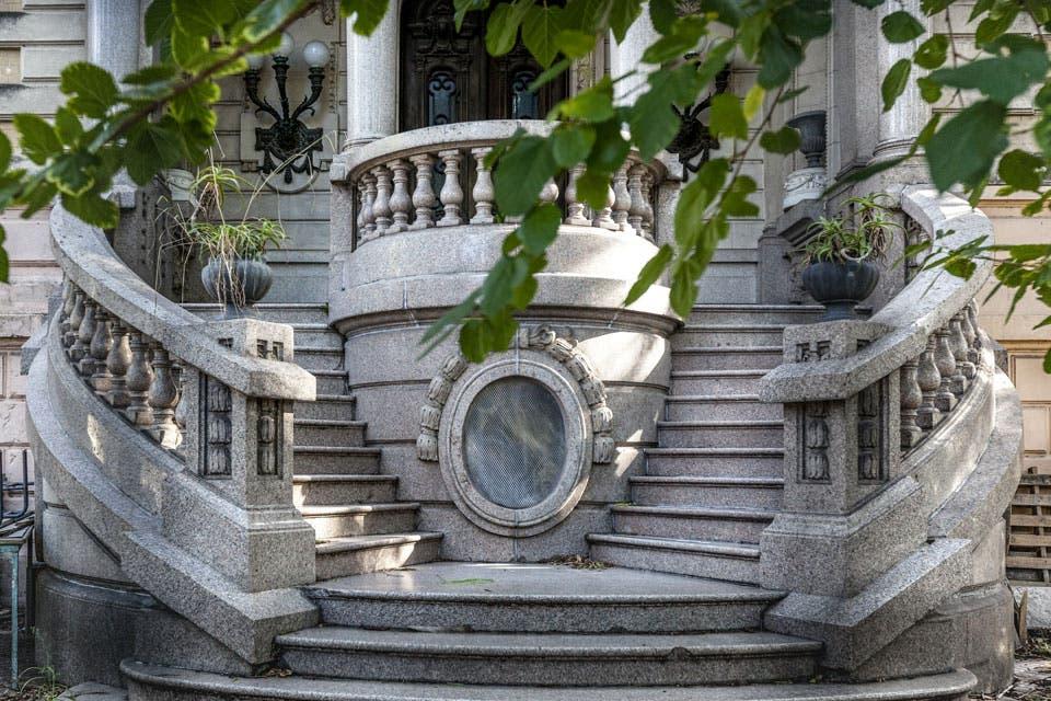 Una visita a la arquitectura ecl ctica de devoto antiguo for Arquitectura eclectica