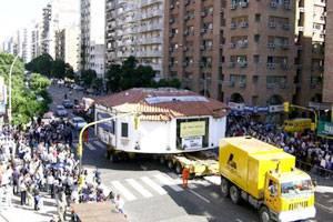 Resultado de imagem para casa giratoria - cordoba argentina