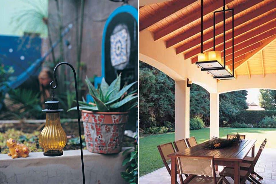 Luces patio exterior la imagen se est cargando ideas for Luces patio exterior