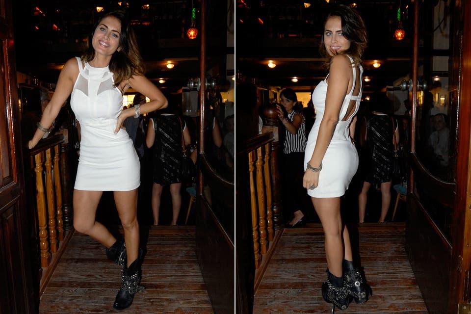 Silvina Luna calienta el verano de Miami